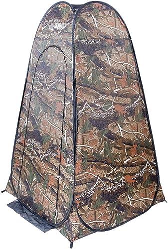 Multifonctionnelle Tente Instantanée Pop-up Tente De Douche Toilette Vestiaire Confidentialité pour Le Camping en Plein Air Et La Séance Photo Intérieure 120x120x190cm