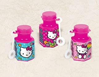 Mini Bubbles Favors | Hello Kitty Rainbow Collection | Party Accessory