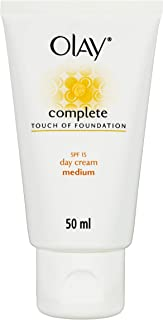 Olay  Complete Care Touch of Foundation Day Cream Medium, 50 ml