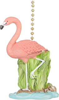 Clementine Design Flamingo Fan Pull One Size