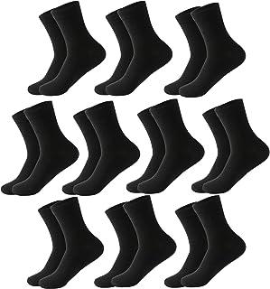 MOCOCITO Calzini Uomo Corti Calze Uomo Corte Cotone Sportivo 10 Paia, Fantasmini da Donna Uomo Sneakers Estive, 10 Paia NE...