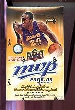 2008-09 Upper Deck MVP Set NBA Basketball 08-09 Wax Pack Box HOBBY 2009 Russell Westbrook Rookie Card Possible