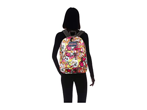 Clearance In UK Outlet Limited Edition JanSport Digibreak Pop Art For Nice Free Shipping Shop Offer New Styles WHI2Ww5XT