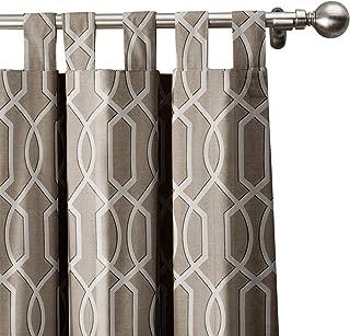 imperial trellis drapes