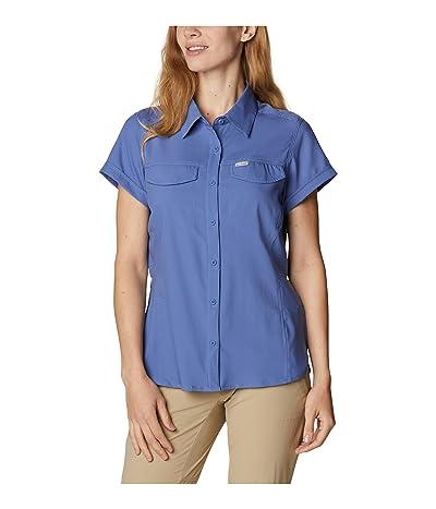 Columbia Plus Size Silver Ridge Lite Short Sleeve Shirt
