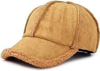 Unisex Thicken Baseball Cap Women Warm Winter Hats Snapback Caps Casual Sport Hip Hop Sun Hat Bonnet