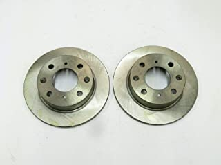 EPC Brake Rotors Front Lucas Girling Brand Fits Fits Honda Civic CRX HF & CRX 083-2108