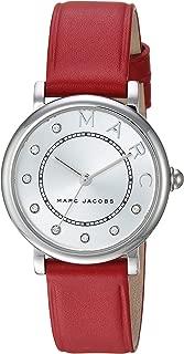 Marc Jacobs Women's MJ1632 Analog Quartz Red Watch
