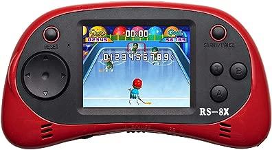 ShinyBoy Retro 16-Bit Handheld Games SB-8X Portable Classic Game Controller Built-in HD Arcade Video Games2.5