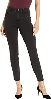 Comfy Denim Olivia Slim Ankle in Jet Jet 16