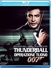 007 - thunderball - operazione tuono (blu-ray) Blu-ray Italian Import