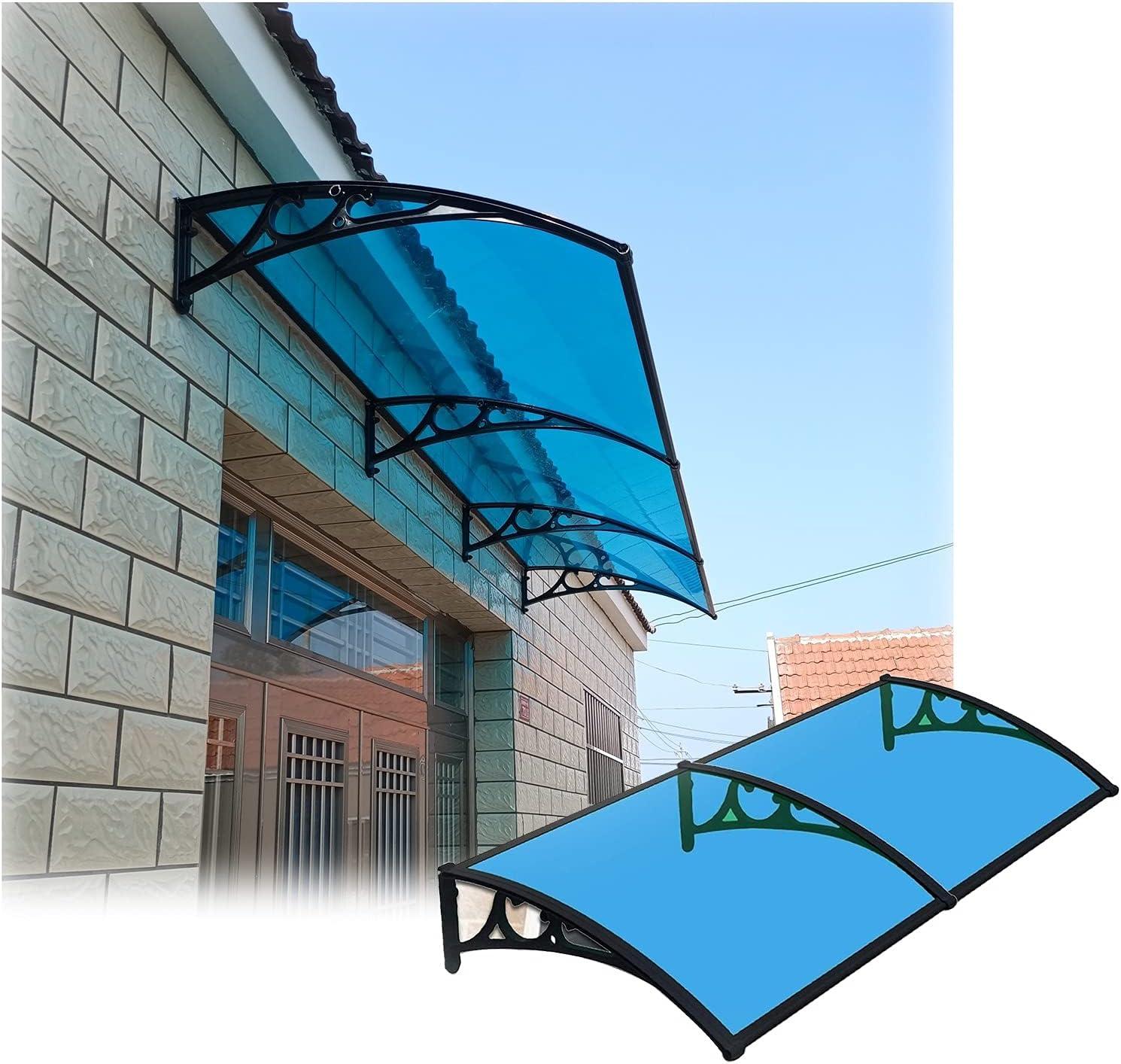 JIANFEI Outdoor Ranking TOP17 Door Window Nashville-Davidson Mall Canopy Awning Translucent Polycarbo