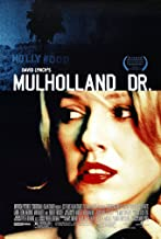 MULHOLLAND DR. DRIVE MOVIE POSTER 2 Sided ORIGINAL Version A 27x40 NAOMI WATTS