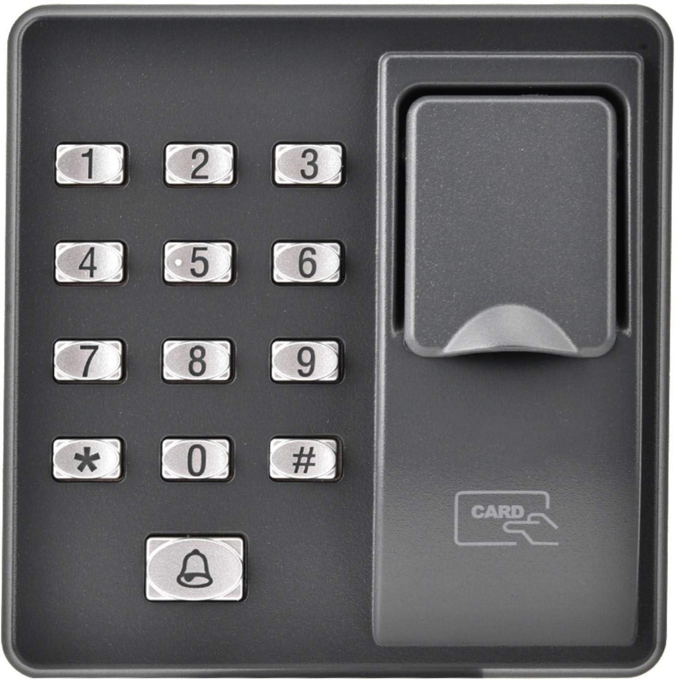 Access Card Reader, Card Reader, Fingerprint Reader Smart Card Reader Parking Lot for Access Control Attendance Identification Membership Management(IC)