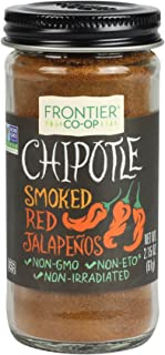 Frontier Ground Bottle, Chipotle, 2.15 Ounce