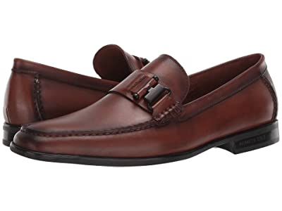 Kenneth Cole New York Aaron Slip-On B (Cognac) Men