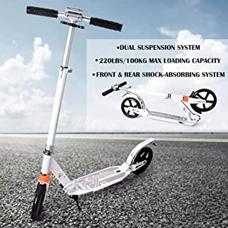 high weight capacity scooter