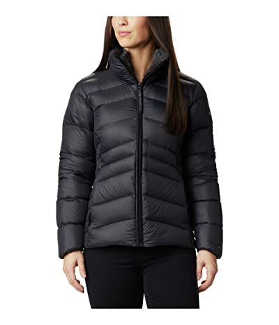 Columbia Autumn Park Down Jacket (Black/Shark) Women