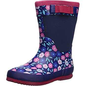 Northside Girls Neo Rain Boot Toddler//Little Kid//Big Kid