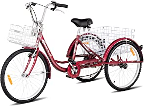 Best tricycles for adults cycling Reviews