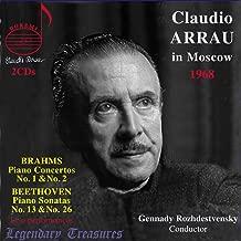 Brahms: Piano Concertos No. 1 & No. 2/ Beethoven: Piano Sonatas No. 13, Op. 27 No. 1 & No. 26, Op. 81a