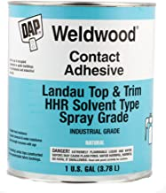 Dap Weldwood Contact Adhesive - Landau Top and Trim HHR Solvent Type Spray Grade 1 Gallon