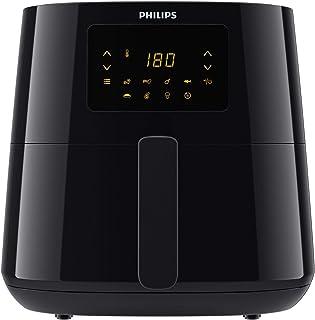 PHILIPS Essential XL Airfryer 2000W 1.2Kg, Digital, 7 presets, black body/blackhandle, 50hz HD9270/91