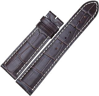 PESNO沛斯诺 代用浪琴 L2名匠表带典藏军旗名匠系列真皮表带 小牛皮皮表带男女表带14mm18mm19mm20mm21mm