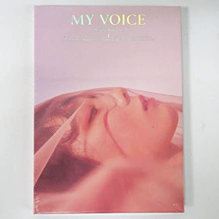 テヨン 少女時代 SNSD - My Voice (Vol.1) [Deluxe Edition / Blossom ver.] CD+Photobook [KPOP MARKET特典: 追加特典フォトカード] [韓国盤]