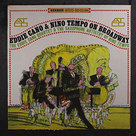 Eddie Cano & Nino Tempo On Broadway