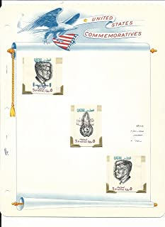 white ace stamp pages