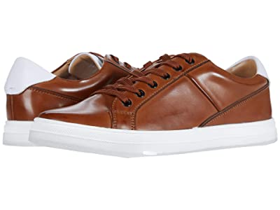 Kenneth Cole Reaction Easten Sport Sneaker (Cognac) Men