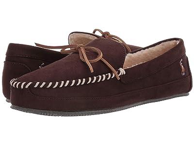 Polo Ralph Lauren Markel IV Slipper (Chocolate) Men
