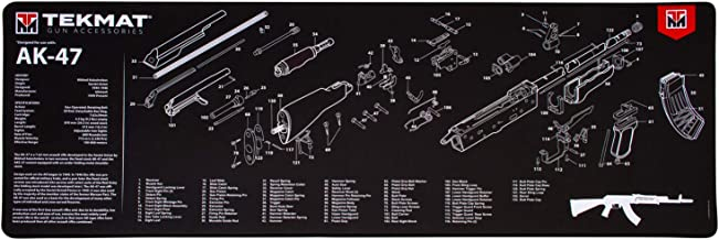 TekMat Ultra Gun Cleaning Mat for use with AK-47