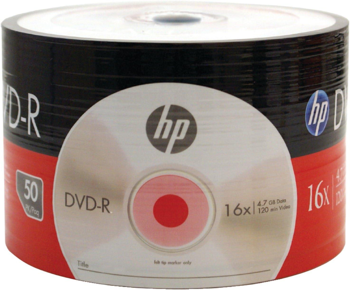 Hewlett Packard DM00070B Max 41% OFF Ranking TOP17 4.7GB Dvd-R 50-Pack 16x