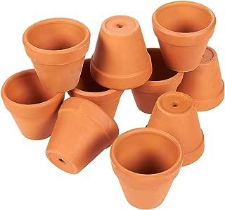 Juvale Mini Terracotta Pots 2 Inch (Set of 10)