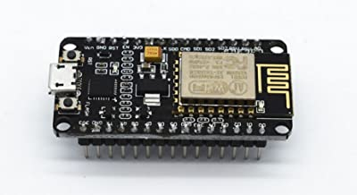 ESP8266 microcontroller NodeMCU Lua WiFi with CP2102 USB