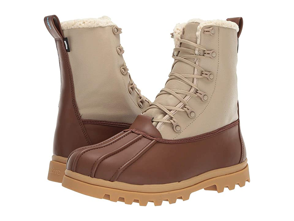 Native Shoes Jimmy 3.0 Treklite (Howler Brown/Stone Brown/Gum Brown) Cold Weather Boots
