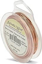 Beadalon Artistic, 20 Gauge, Bare Copper, 15 yd (13.7 m) Craft Wire