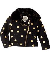 Kate Spade New York Kids - Dot Moto Jacket (Infant)