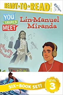 You Should Meet Ready-To-Read Value Pack 2: Lin-Manuel Miranda; Kids Who Are Saving the Planet; Jesse Owens; Kids Who Are ...