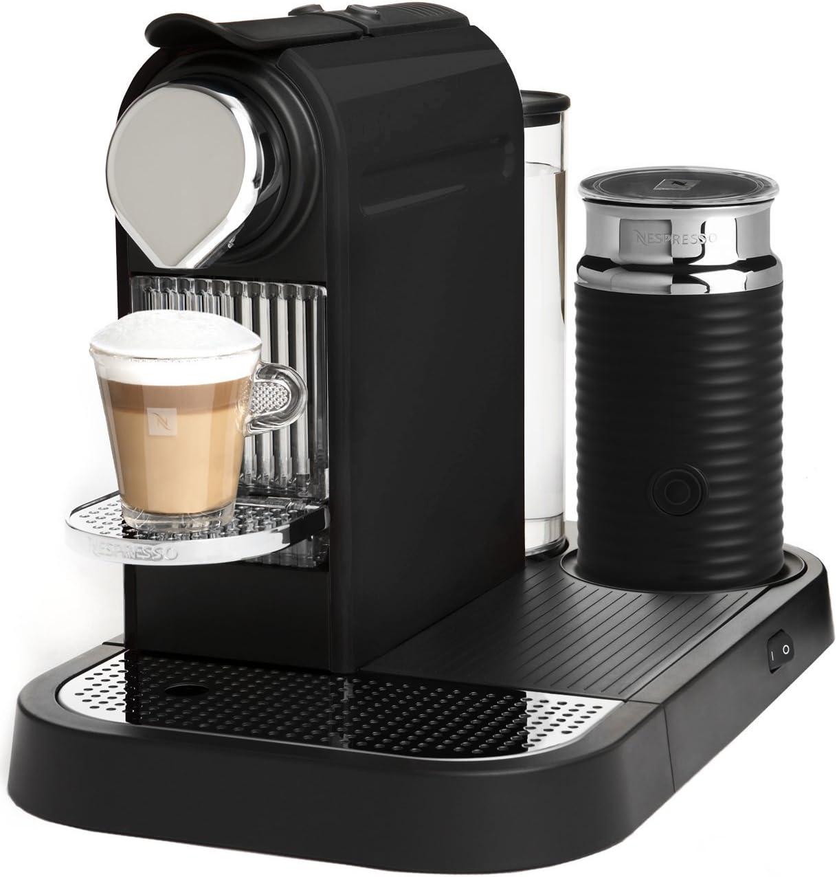 Nespresso D120-US-BK-NE CitiZ Max 72% OFF Automatic Single-Serve Complete Free Shipping Ma Espresso
