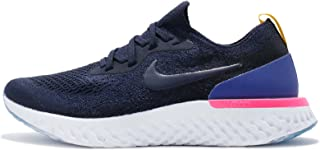 Women's Epic React Flyknit Running Shoes (College Navy, 9 M US)