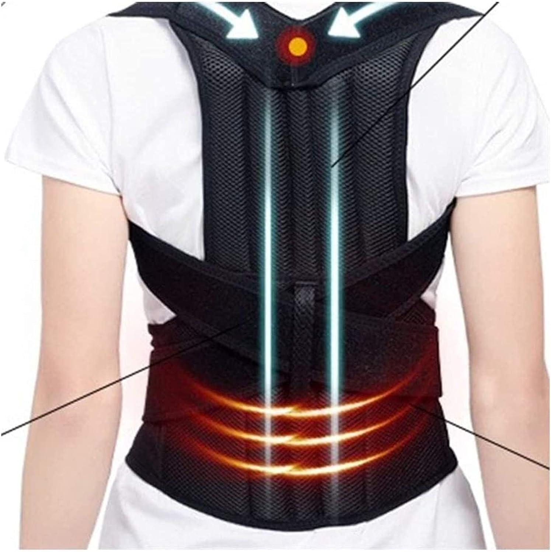 SXFYGYQ Financial sales sale Posture Correct Humpback Correction Bac Back Spine Brace Max 85% OFF