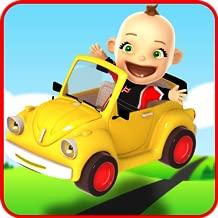Baby Car Fun 3D - Racing Game (Free)