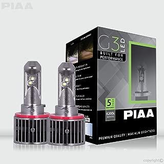 PIAA 26-17413 H13 G3 LED Bulbs, 6200K-12/24V 23W-Twin Pack, 2 Pack