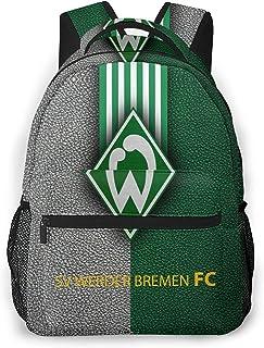 We-rder Bre-men Freizeitrucksack Schultasche Reise Sport Fitness Rücken Computer Rucksack Ergonomisch Leicht und Vielseitig