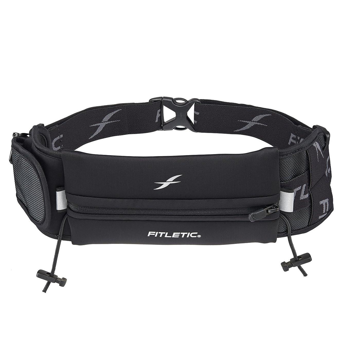 Fitletic Running Belt - Ultimate II Race Belt