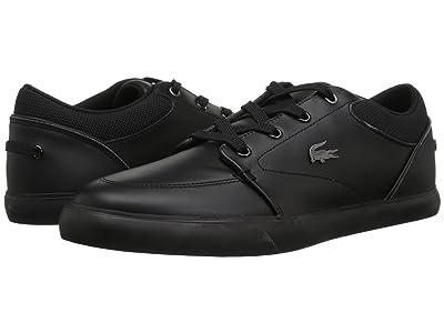 Lacoste Bayliss 318 2 (Black/Grey) Men