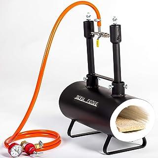 comprar comparacion Gas propano forja, fabricación de cuchillos, herreros, Herrero, horno, quemador | DFSW2 | Gas Propane Forge